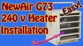 Dayton heater wiring diagram - YouTube on