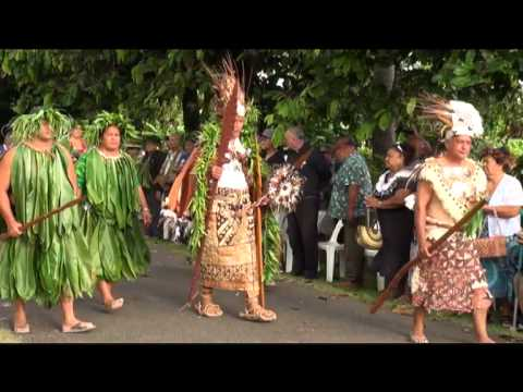 Investiture of Raina Mataiapo George Hosking - 16 12 14