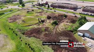 Hudson Fire Department Progress 6.25.19