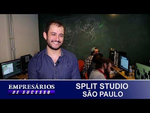 SPLIT STUDIO SÃO PAULO, EMPRESÁRIOS DE SUCESSO