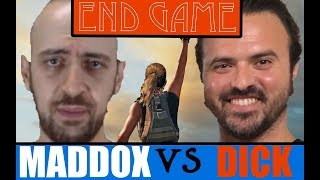 Maddox Lost: Is This the End Game?