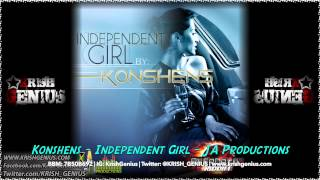 Konshens - Independent Girl [Overdrive Riddim] - JA Productions