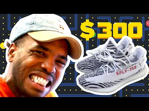 Thumbnail: We Tried To Win Yeezys From An Arcade Game