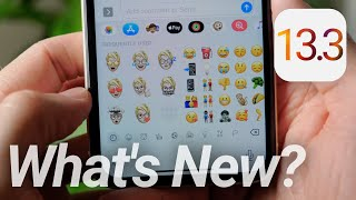 iOS 13.3 Preview! Coming This Week Video