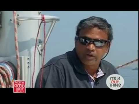 NDTV Good Times Video- Sailing in a Yacht.mp4