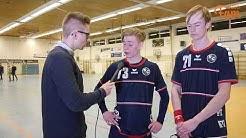 SG Flensburg-Handewitt-Junioren schlagen THW Kiel! U17 dominiert Oberliga I Interview I Radio FOM
