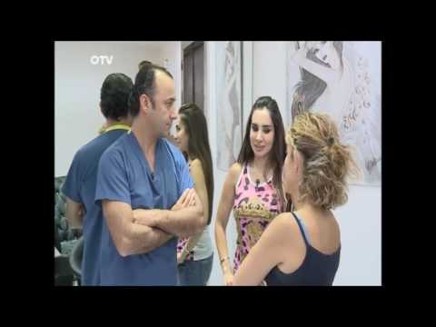 داليا والتغيير Ear Surgery (Otoplasty) in beirut Lebanon by Dr Toni Nassar