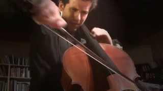 Shostakovich Cello Sonata, II - Nicholas Canellakis and Michael Brown