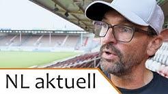 FC Energie Cottbus   Pele Wollitz über Auerbach, Neuverpflichtungen und Testspiel gegen BVB