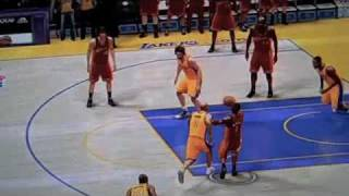 NBA Live 10 - Lakers Defense Chant