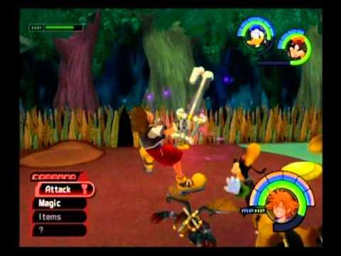 Kingdom Hearts Playthrough - Part 103, Wizard's Relic, White Trinity Marks (Coliseum, Wonderland)