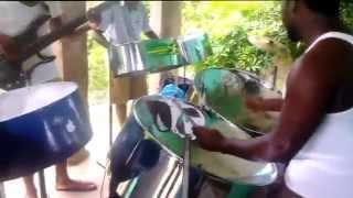 Jah Cure-Unconditional love On steelpans(Jamaica Rhythms)
