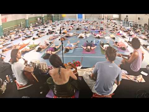 ONE LOVE ♥ Barcelona Yoga Conference