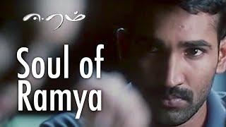 Eeram - Ramya Changing Scene | Aadhi | Nandha | Sindhu Menon
