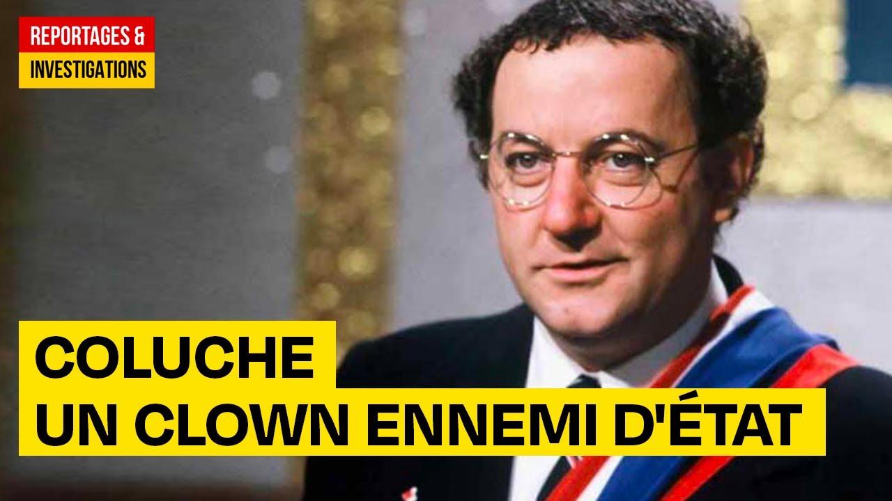 Coluche, un clown ennemi d'état