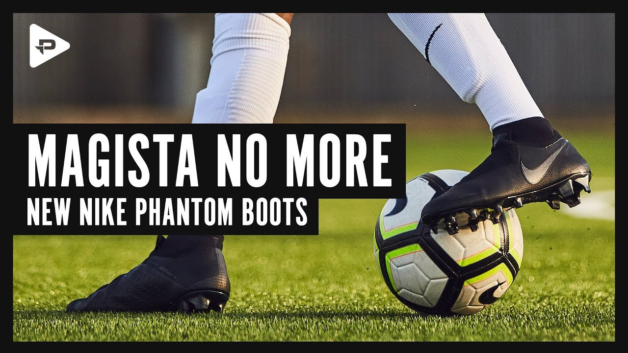buy popular 13c9d b4164 NEW NIKE PHANTOM VISION FOOTBALL BOOTS PLAY TEST feat. PRO:DIRECT ACADEMY |  WIN!!