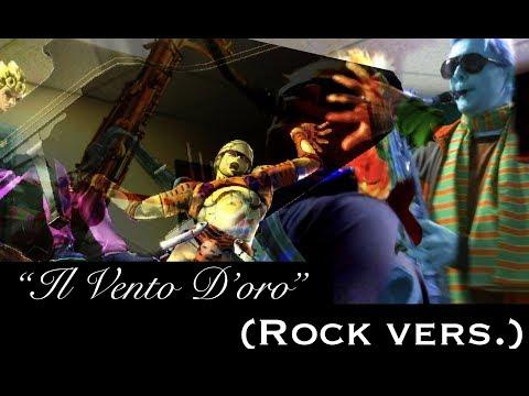 """""""Il Vento D'oro"""" (Rock Vers.) [FULL] English Cover By: Riverdude"""