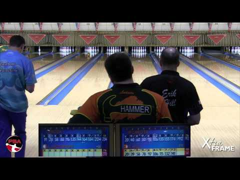 Andrew Anderson Front Nine at 2015 USBC Masters