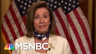 House Passes Sweeping Police Reform Bill, Pelosi Calls It 'Historic Day' | All In | MSNBC