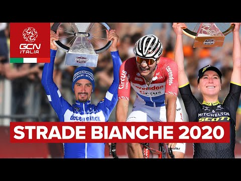 Strade Bianche 2020 anteprima | GCN Italia Racing