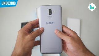 Samsung Galaxy J8 | Unboxing en español