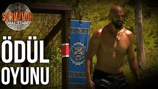 Survivor All Star - Ödül Oyunu 1.Bölüm (6.Sezon 16.Bölüm)