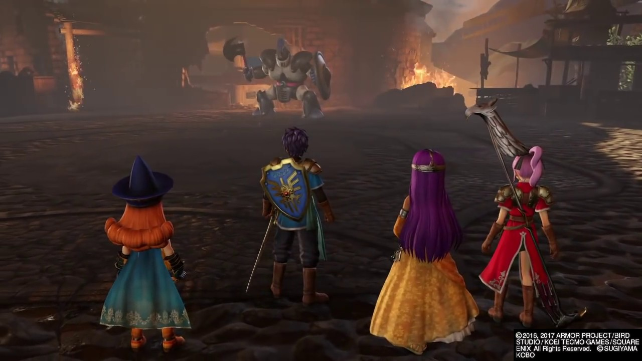 dragon quest heroes 2 farming gold