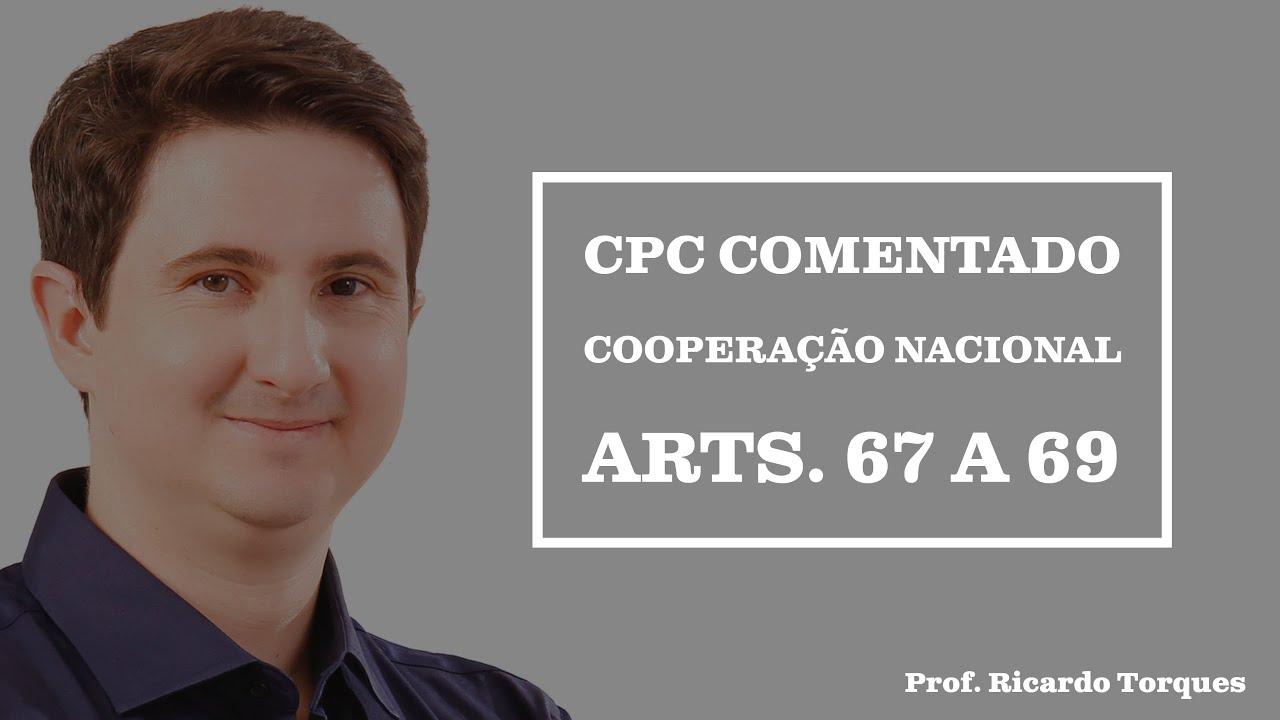 Cooperação Nacional - CPC Comentado