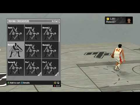 NBA 2K19 MyCareer How to Buy and Equip Animations