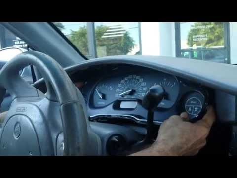 How to Remove Speedometer Cluster from Buick Century 2000 for Repair.