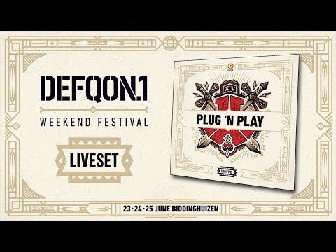 Defqon.1 Weekend Festival 2017 Liveset | Plug 'N Play [WHITE]
