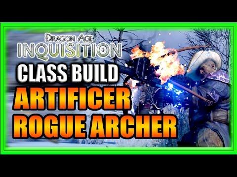 Dragon Age Inquisition Best Build Bow