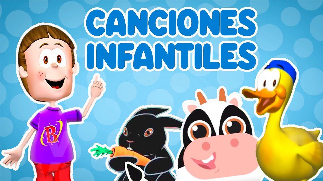Download Canciones Infantiles - Biper Y Sus Amigos/Patito Juan/La Vaca Lola/El Conejito