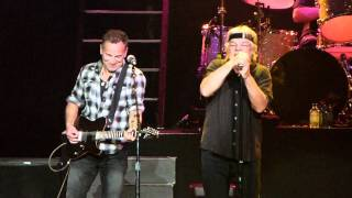 bob seger and bruce springsteen old time rock and roll nyc msg 12 1 11
