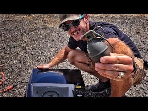 Ручная граната в микроволновке | Разрушительное ранчо | Перевод Zёбры
