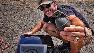 Ручная граната в микроволновке  Разрушительное ранчо  Перевод Zёбры