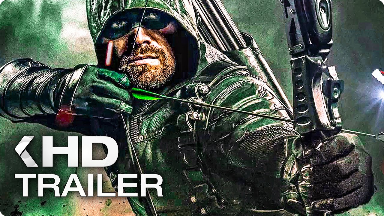 arrow staffel 6 deutsch start