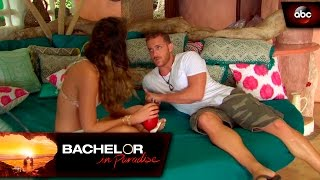 Vinny and Izzy Break Up - Bachelor in Paradise