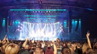 Volbeat - Let It Burn - Live @ Arena Leipzig 12.11.16