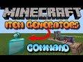 Minecraft Xbox One Beta COMMAND BLOCK MONEY WARS GENERATOR Tutorial