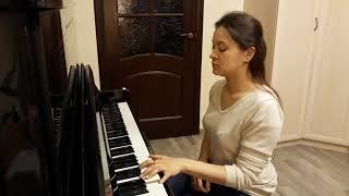 """""""Темная ночь"""" фортепиано"""