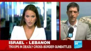 Israel-Lebanon: Worst violence since 2006