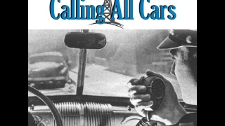 Calling All Cars  - Death for a Diamond Ring