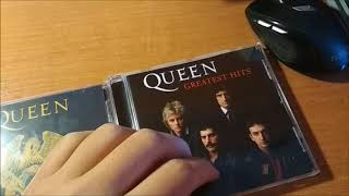 Queen Greatest Hits The Platinum Collection - review