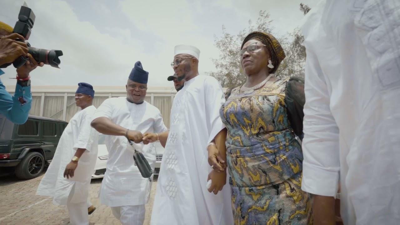 Download PASUMA DAUGHTER'S WEDDING   Cinematic Wedding Video   OlaOlajideFilms