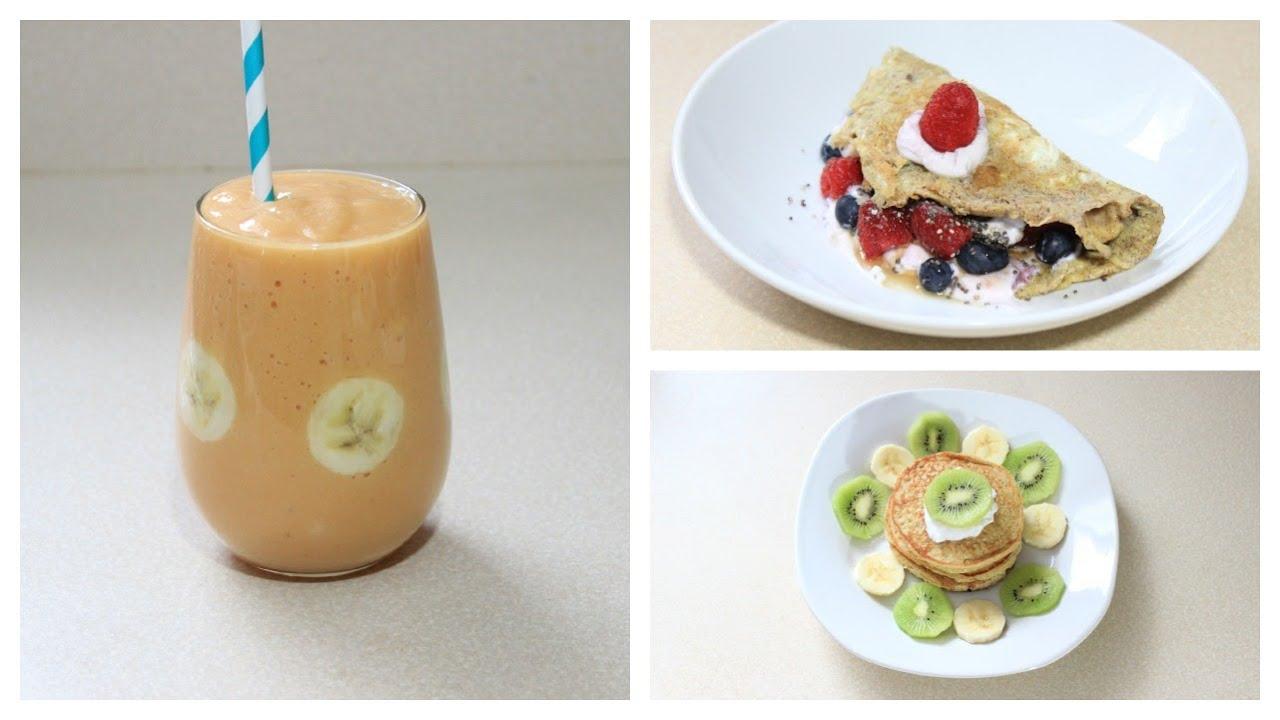 Desayunos Saludables Related Keywords - Desayunos ...