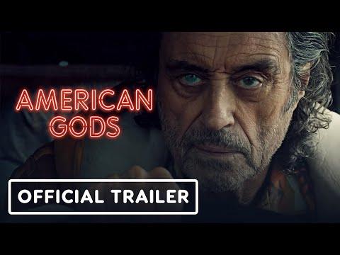 American Gods Season 3 - Official Trailer | NYCC 2020