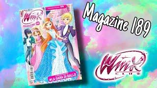 Winx Club - Magazine 189 (LAST ONE OF THE DECADE)