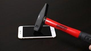 Unsichtbarer Displayschutz für's iPhone 6s & 6s Plus: GLAZ Liquid Review & Gewinnspiel | SwagTab