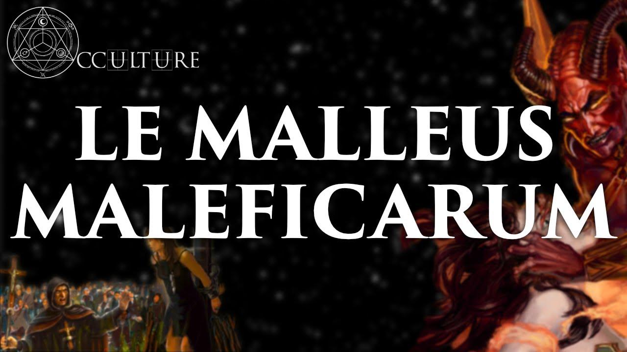 Le Malleus Maleficarum (Le Marteau des Sorcières) - Occulture Episode 13